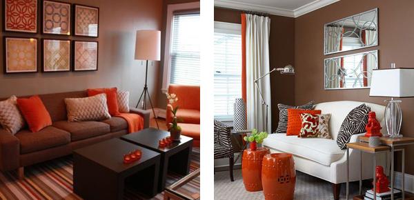 Подбираем цвет дивана к интерьеру: выбираем цветовую гамму.