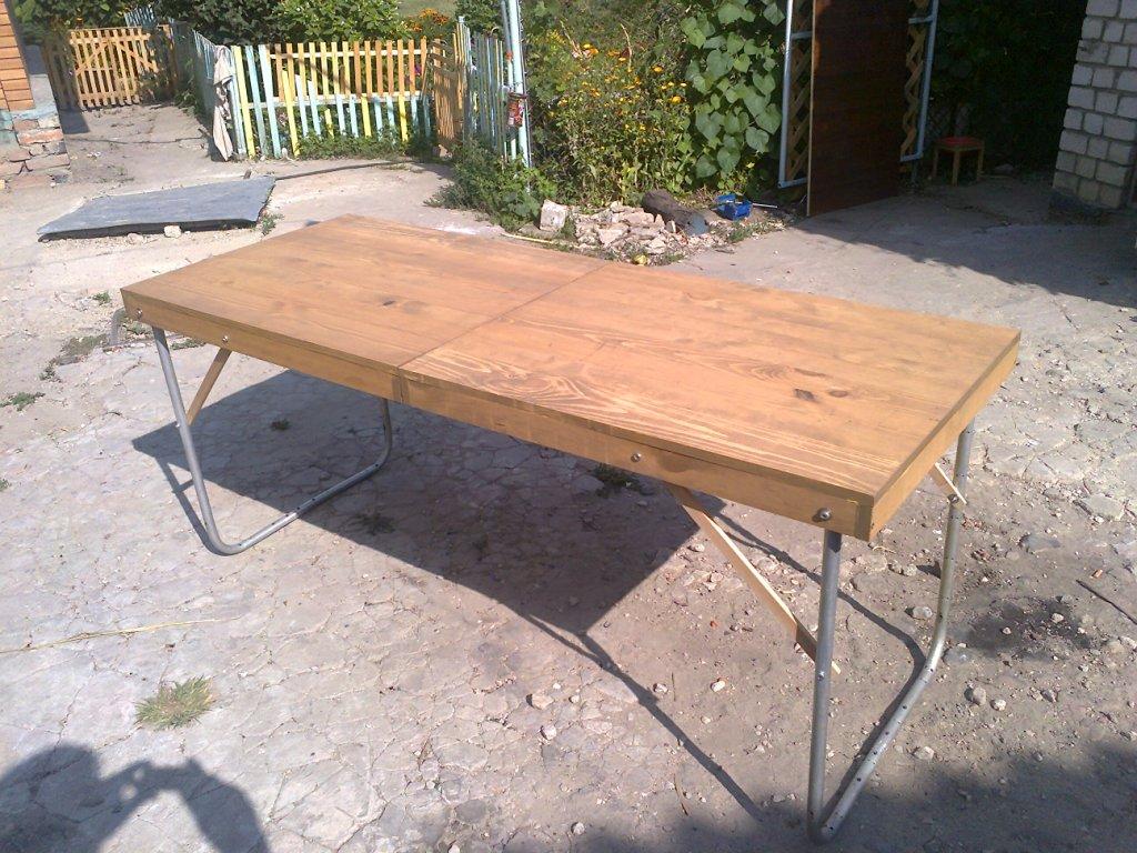 Складной стол для пикника своими руками фото фото 264