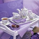 столик для завтрака дизайн