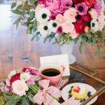 столик для завтрака идеи