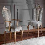 стулья для гостиной мягкие
