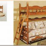 Типы двухъярусных кроватей