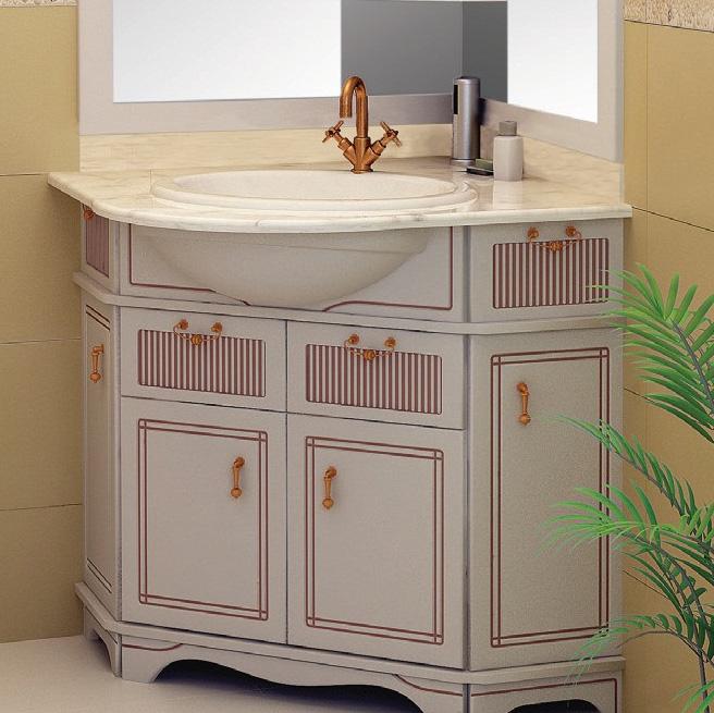 Шкафы под раковину в ванную своими руками 364