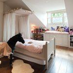 Уютная комната для девочки дошкольного возраста