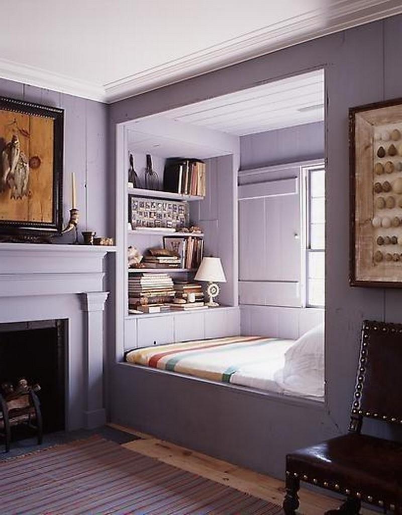 Расположения кровати в нише: преимущества и недостатки дизай.
