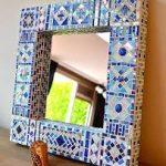 Зеркала (отделка мозаикой)