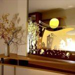 Зеркала в интерьере создают уют