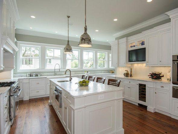 красим шкафы из дсп в белый цвет инструкция и варианты декора