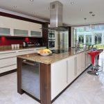 кухонные шкафы на дачной кухне