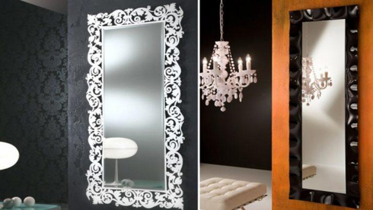 Идея для декора зеркала своими руками 26