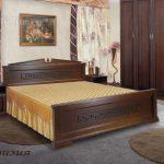 деревянная кровать АВИЗИЯ
