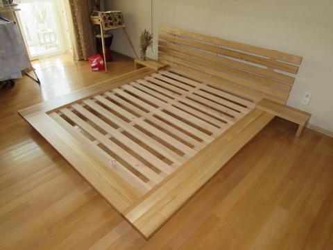 деревянные кровати из дерева от производителя