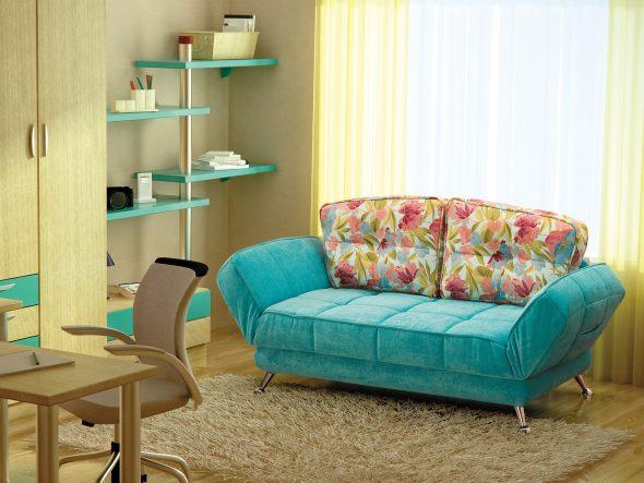 Правильный выбор дивана: удобность, легкость раскладывания и качество