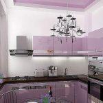 дизайн кухни на 6 кв.м