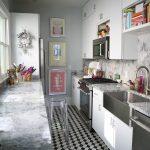 кухонные шкафы в интерьере