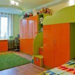 для двоих детей лучшим вариантом станет кровать-чердак с рабочим местом