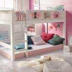двухъярусная кровать для девочек-идея