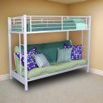 двухъярусная кровать с диваном детская