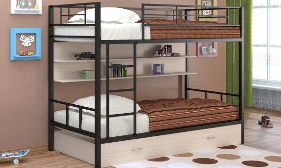 етская двухъярусная кровать Севилья 2ПЯ