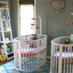фото кроваток для двойняшек девочек