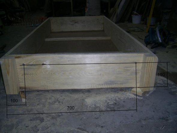 готовый короб