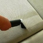 избавиться от грязи на мягкой мебели в домашних условиях