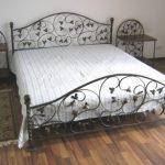 изображения кованой кровати