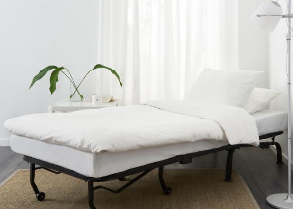 кресло кровать металлическое