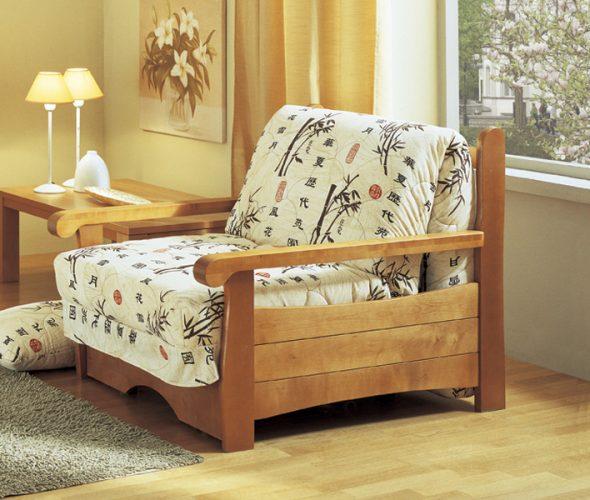 Кресло кровать своими рука