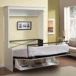 кровать для экономии пространства