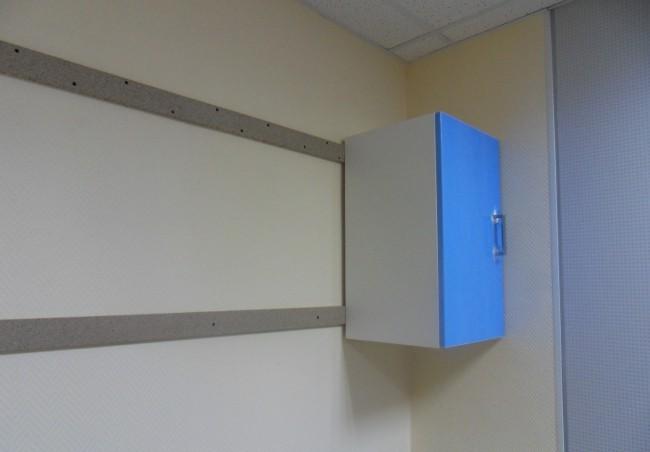 Кухонные шкафы на стену из гипсокартона.