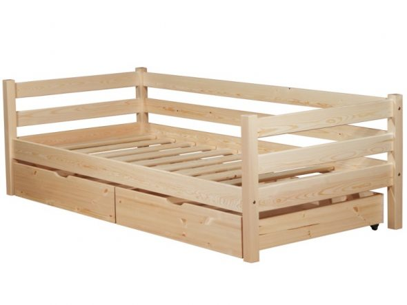 мебель из сосны классика для двоих детей