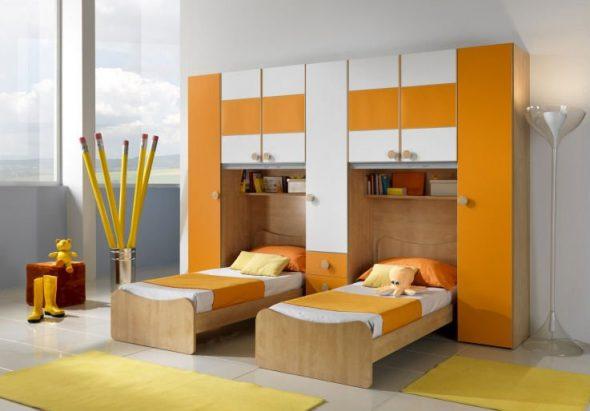 мебель в комнаты для двоих
