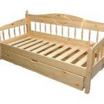 необходимо изготовить кровать из массива