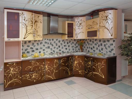 обновить кухонный гарнитур своими руками пленкой