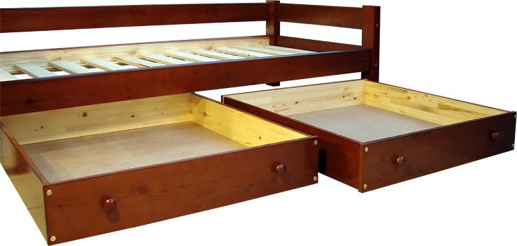 Как сделать односпальную кровать