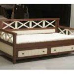 подростковая кровать диван Океан