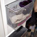 порядок в шкафу хранение