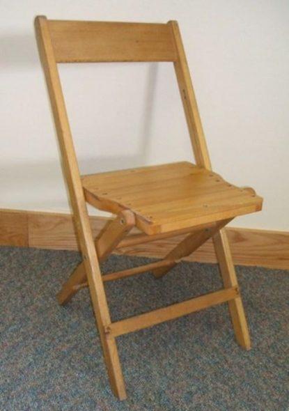 сделать деревянный складной стул со спинкой