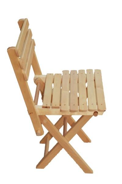 Сделать раскладной стул своими руками с дерева