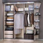 хранение одежды внутри