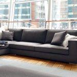 современный диван угловой