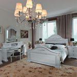 спальня из массива ясеня pontevecchio