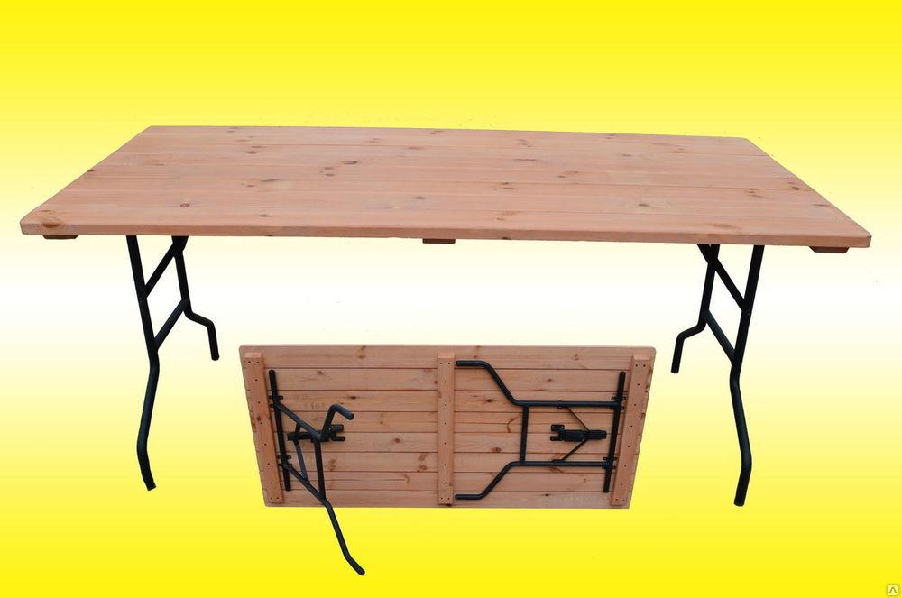 Как сделать большой раскладной стол