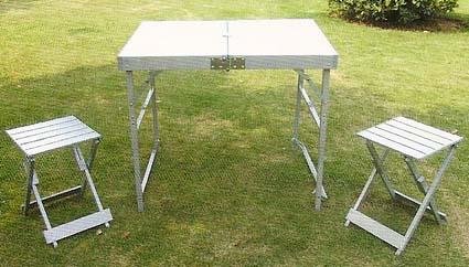 столы для пикника обеспечат вам комфорт