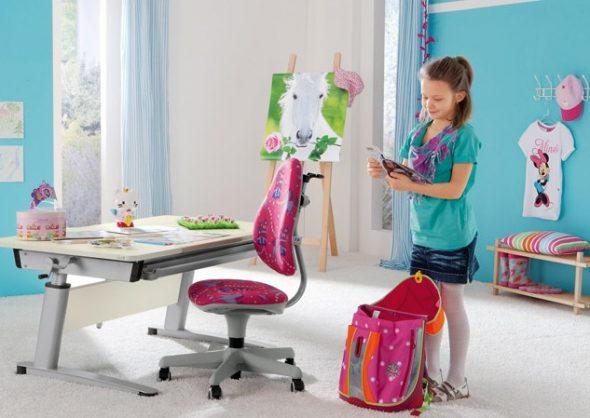стул для школьницы