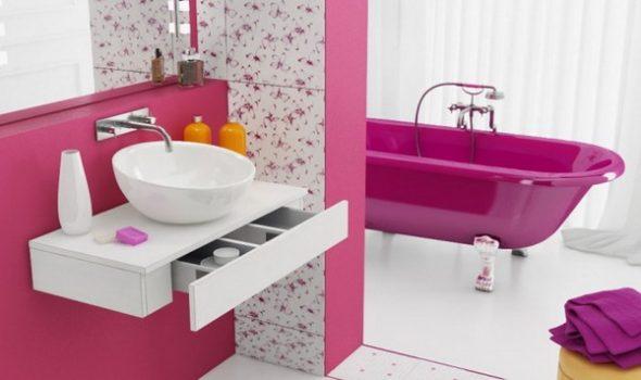 тумба белая для ванной