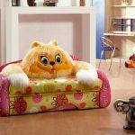 выбрать практичный диван для детской комнаты
