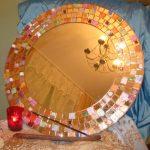 зеркало в восточном стиле