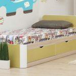 Детская кровать Артек (800 х 1900) НМ 014.38